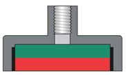 Flachgreifer_Gewindebuchse_Zeichnung_Magnet